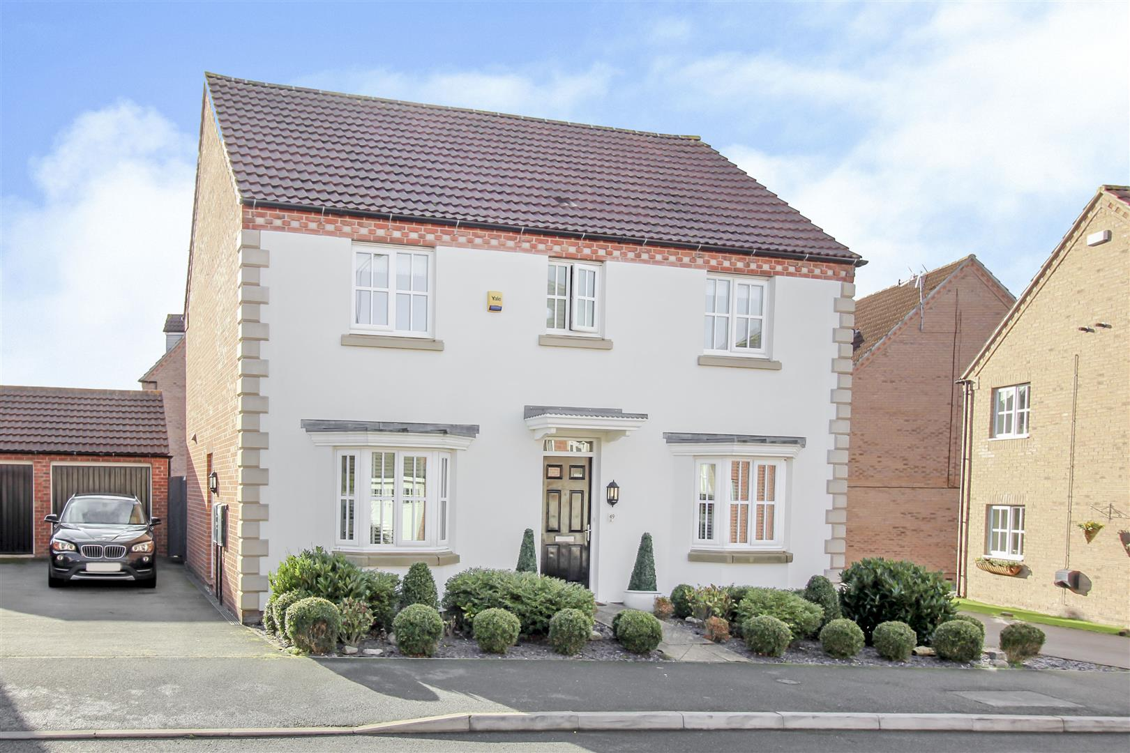 4 Bedrooms Detached House for sale in Cordelia Way, Chellaston, Derby